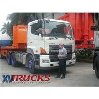 Heavy Trucks Import Export China