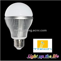 High Brightness 8W LED Globe Bulb