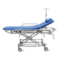 Hospital Furniture Multifunctional Light Mobile Bed Model DQC-1
