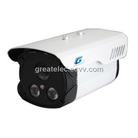 Hot OEM Supported H.264 Outdoor IP66 IP Fixed Bullet Surveillance Camera