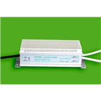 IP67 constant voltage waterproof led drivers/ transformers/ power supply (12V 60W) - aluminum case