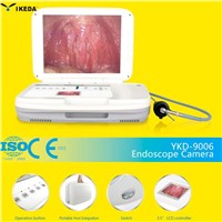 Image Storage, double LCD screen, LED light source best portable endoscope