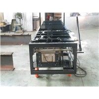 K-Style Gutter Roll Forming Machines For Rainwater Gutter