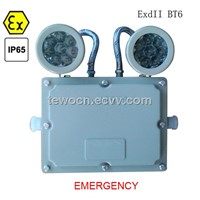 LED Ex-Proof Doubel Head Emergency Lighting, LED luminaire for emergency use