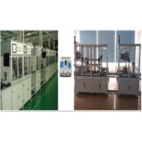 MCCB Assembling And Testing Line