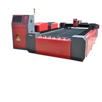 Metal sheet fiber laser cutting machine made in China