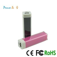 Micro Rechargeable USB Power Bank Charger 2600mAh PS178