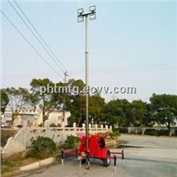 Mining and Infrastructure Mobile Lighting Tower