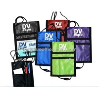 Multi-Pocket Credential Wallets/Event Badge Holder