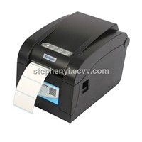 New USB interface direct thermal barcode printer label making machine Adhesive sticker Label printer