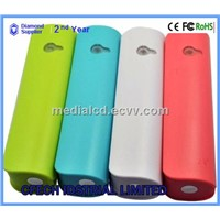 Newest Mini Perfume 5600mah Mobile Phone Power Charger Universal Power Bank for Smart Phones