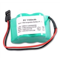 NiMH 2000mAh 4.8V Battery Pack