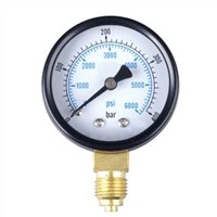 Ordinary dry pressure gauge