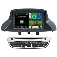 Ouchuangbo car multimedia navi for Renault Megane III 2009-2011