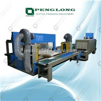 PL-Automatic Heat Shrink Fabric Wrapper with P.E. film