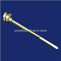 PT100 thermocouple type K temperature measuring