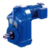 Parallel Shaft Helical Reducer