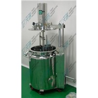 Pharmaceutical Stainless Steel Hydraulic Mixing Tanks