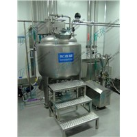 Pharmaceutical Suspension Stainless Steel Mixing Tanks