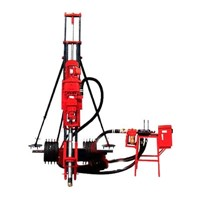 Portable Down The Hole Drilling Machine SQD100B