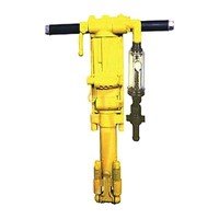 Powerful Pneumatic Hand Held Rock Drilling Equipment Y26