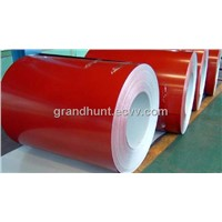 Prepainted / Color Coated Galvanized / Galvalume Steel Sheet & Coil