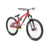 Pslope Full Suspension Dirt Mountain Bike 2014