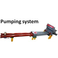 Pumping System/Hydraulic Cylinders for Concrete Pump Truck
