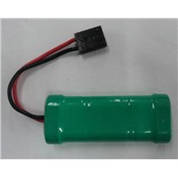 RC battery pack Ni-MH 7.2V SC 5000mAh airfost gun battery