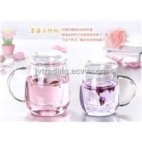 RELEA New Item Single Wall Glass Cup