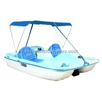 Rainbow E-Deluxe Pedal Boat