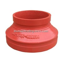 Reducer (Threaded) for Fire Pipe,Pipe Fittings,Groove Fittings