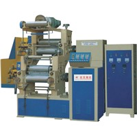 Rubber Injection six roller belt sticking machine
