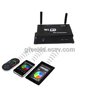 SPI Singal WIFI Controller,Android IOS system Support,can drive LPD6803,TM1809,UCS1903,WS2801,WS2811