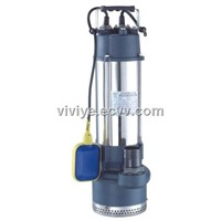 SQDX STAINLESS STEEL CHASSIS-BASED MULTI-LEVEL VERTICAL SUBMERSIBLE PUMP