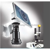 SS-9015 Industrial camera for microscope, with 10'' display