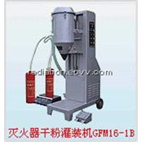 Semi Automatic Fire Extinguisher Dry Powder Filler (GFM16-1B)