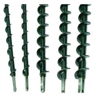 Spiral drill pipes /twist drill rod for coal mining