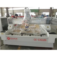 Stone Cutting and Sculpture CNC Router Machine   CC-S1532B