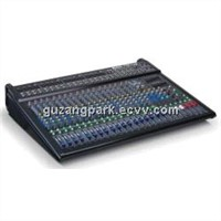 TMX200 DFX - 20-Channel Powered Mixer with Effects