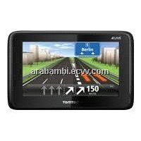 "TomTom GO 1005 - Automotive GPS receiver - 5"" color"
