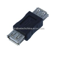 USB 2.0 Type A Female to Female Coupler Adapter Changer Connector