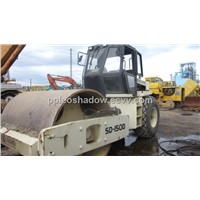USED INGERSOLL SD150D ROAD ROLLER