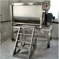 U-Shape Tank Powder Horizontal Ribbon Mixer/  Mixing Mahine