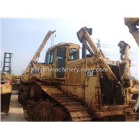 Used CAT D8N Crawler Bulldozer Good Condition