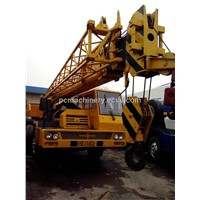 Used Tadano TL250E 25T Truck Crane For Sale