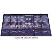 Verona 320 Install Package 32 Input Analog Mixing Console