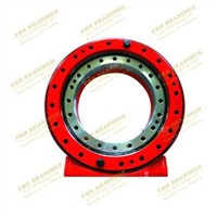 WE12 slewing drive and ring for drilling machinery