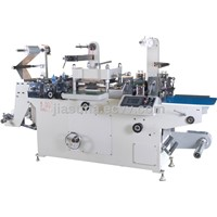 WJMQ-350 Automatic Label Die-cutting Machine