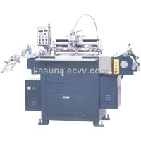 WJ-320S Reel Type Silk Screen Printing Machine